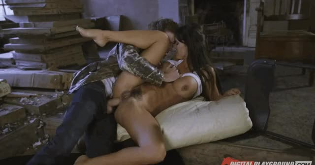 Tight-bodied Franceska Jaimes gets her asshole tightly fucked by Danny [xpost r/Danny_Being_Danny]