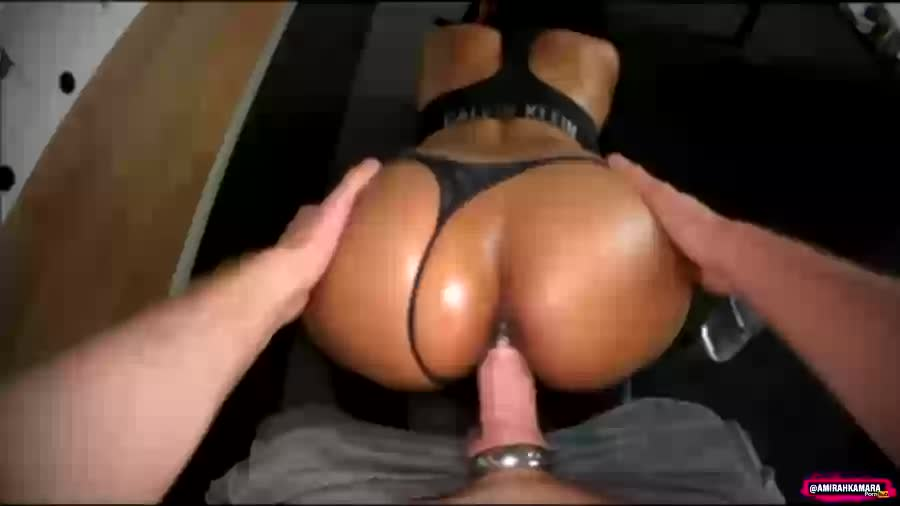 Beautiful Brown Babe Fucked From Behind