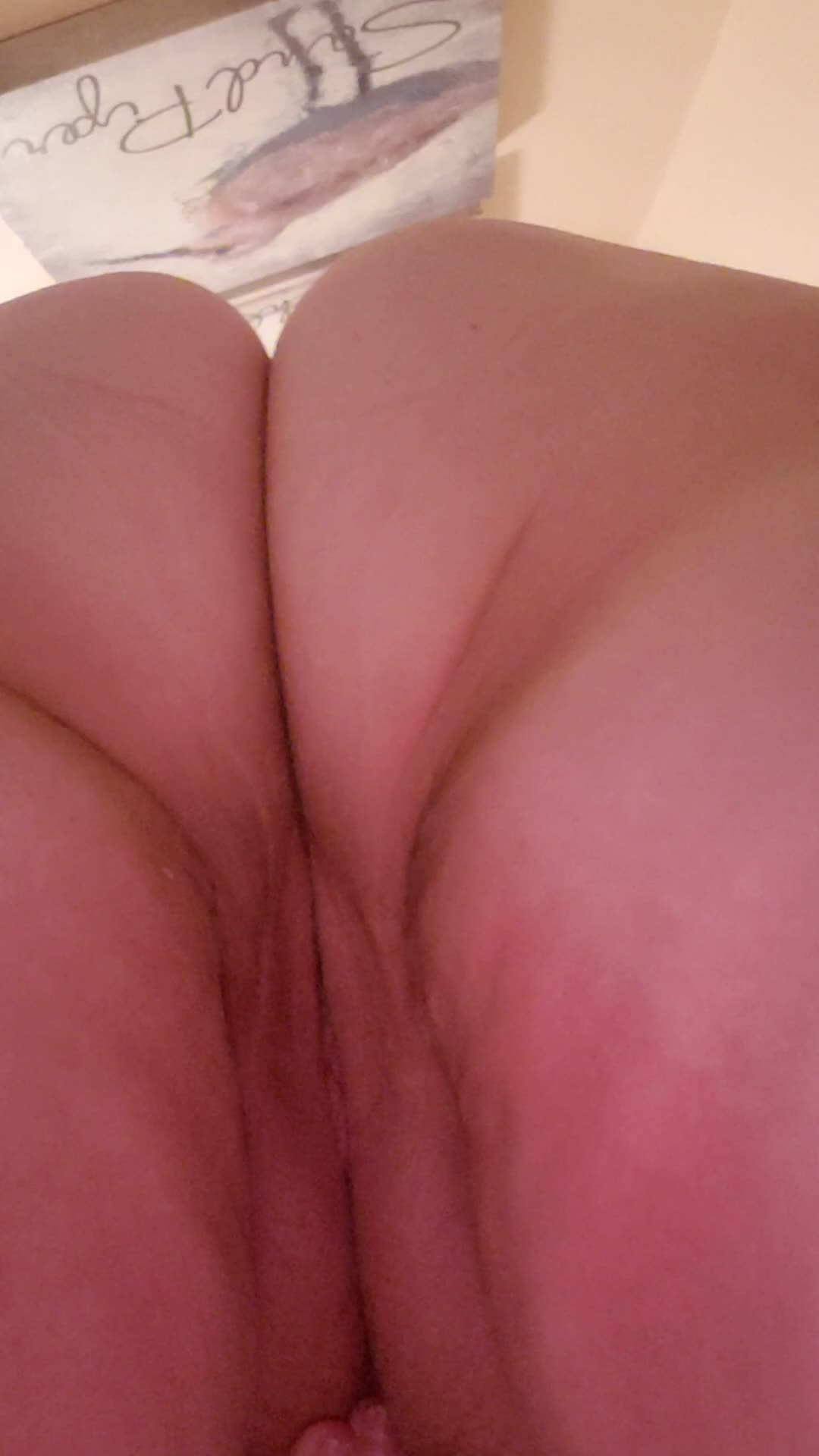 Plump pussy and ass