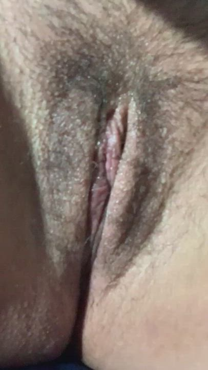 Young and hairy nurse needs a face to sit on