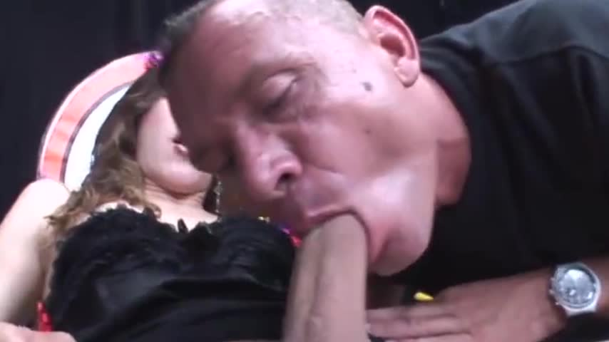 Passionate anal with her man