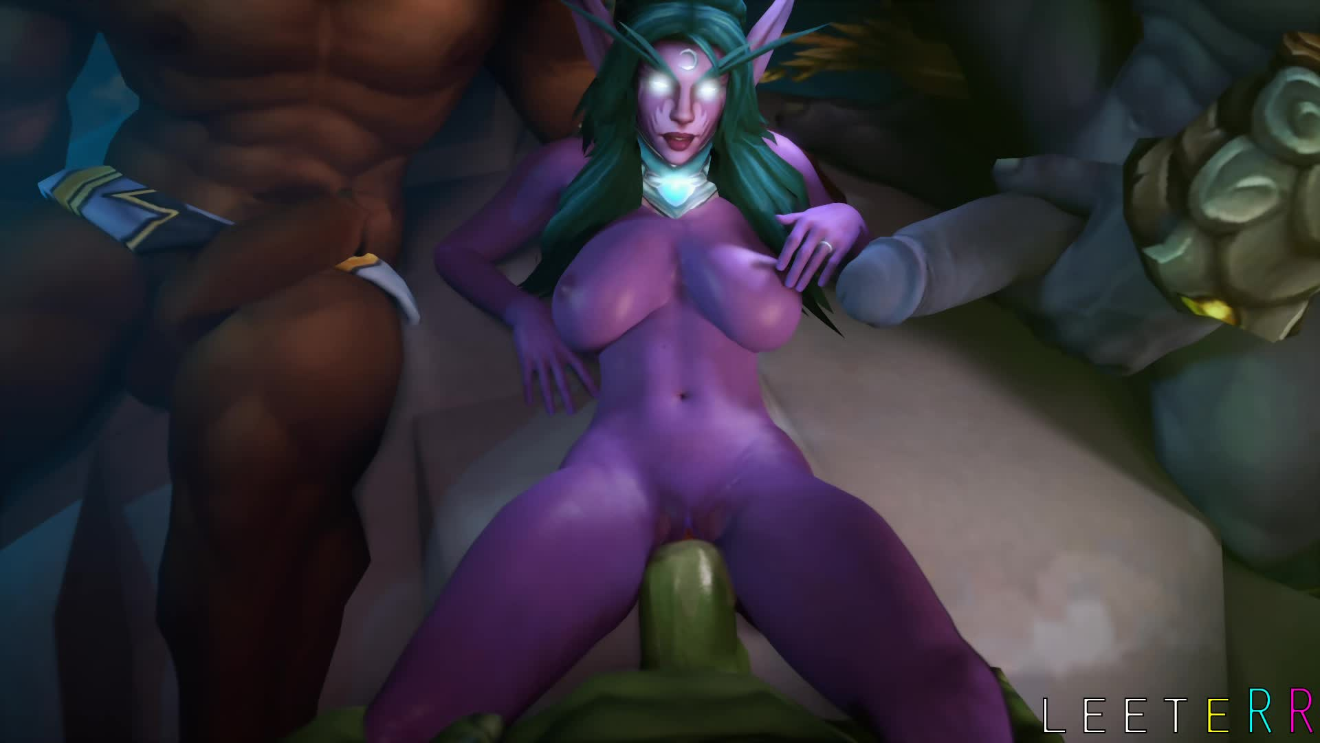 Orc fuck nightelf wow fucked galleries