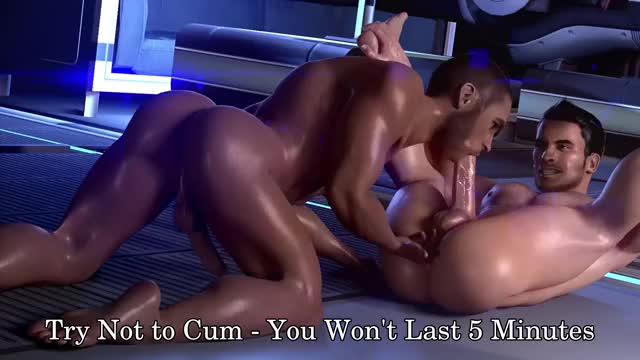 new gay porn games. gaymer sucking dick and fingering butthole