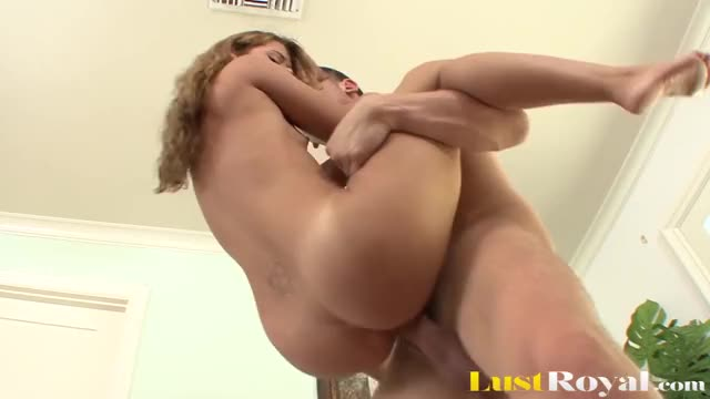 Only hardcore sex can satisfy her