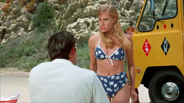 Amy Adams in Psycho Beach Party