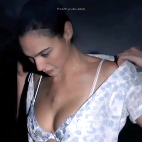 After the disappointment of WW84, Gal Gadot at her next audition...