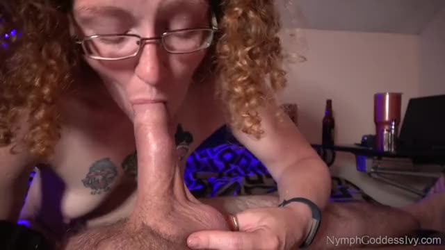 pulsating ejaculation in mouth of pro sucker!