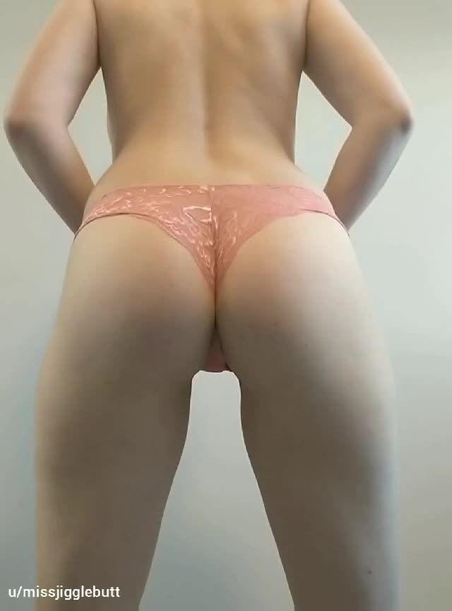 Pretty Pink Panty Pull 🍑