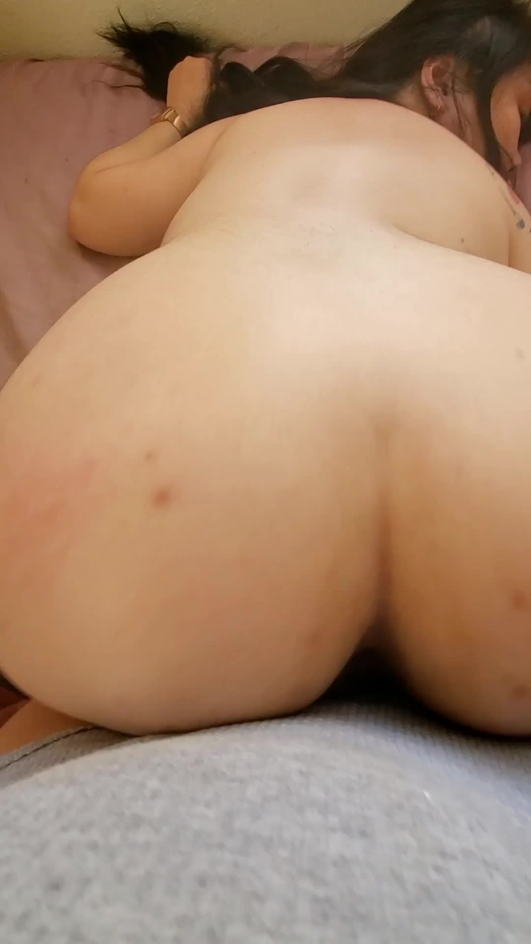 Don't you love the way my pussy grips when I fuck myself on his cock