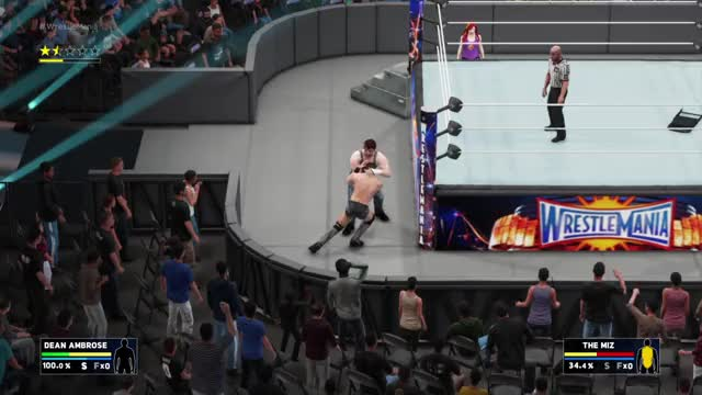 Watch WWE 2K18 20180106144733 GIF by @lordryu on Gfycat. Discover more related GIFs on Gfycat