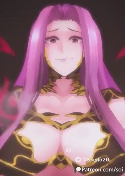 Gorgon is by far the most underrated Fate girl