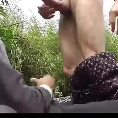 oral job in a field