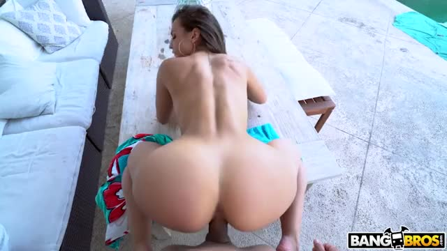 Face Down Ass Up - Pounding PAWG Kelsi Monroe from Behind