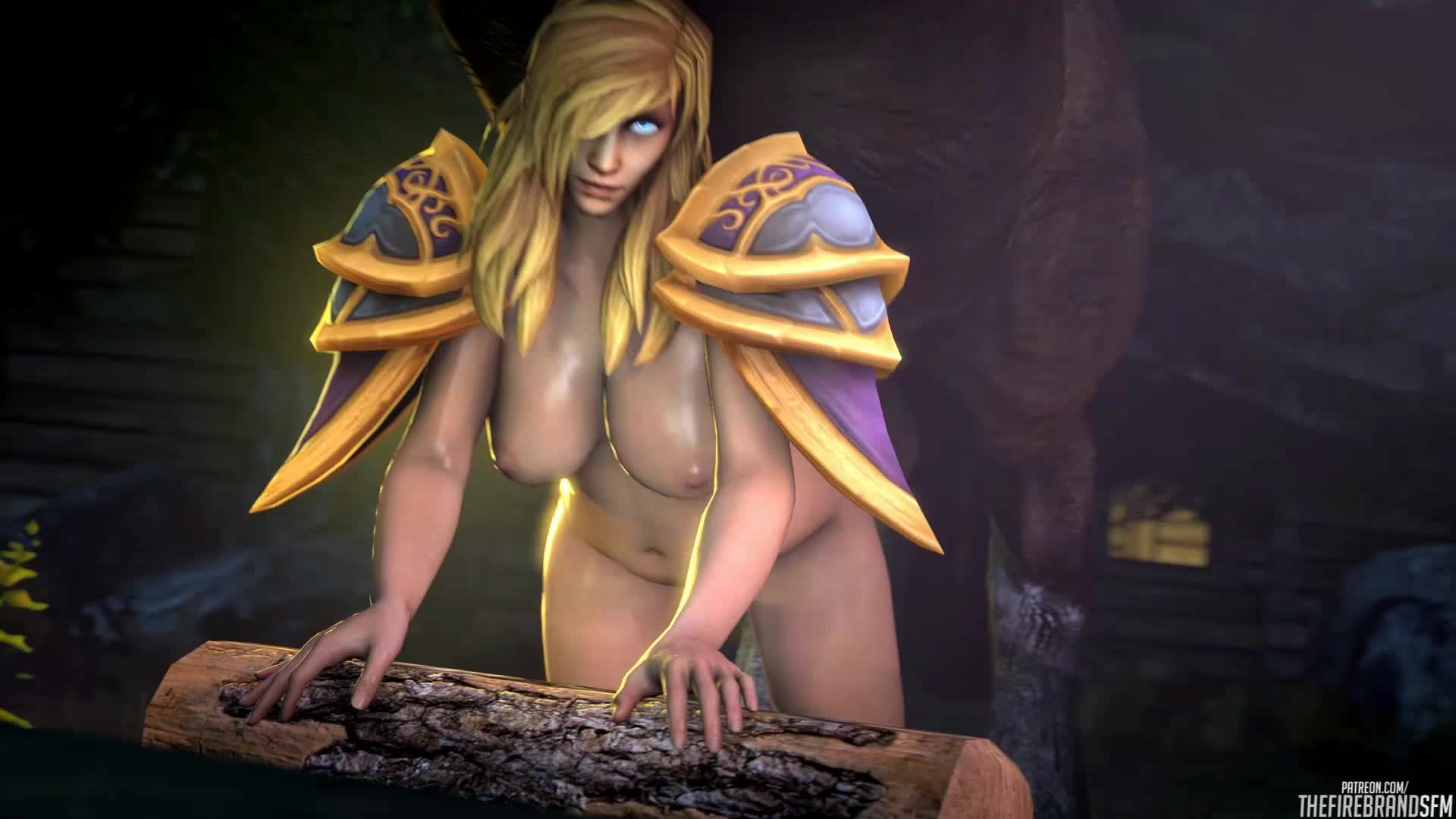 Lady jaina proudmoore sucks dick exposed picture