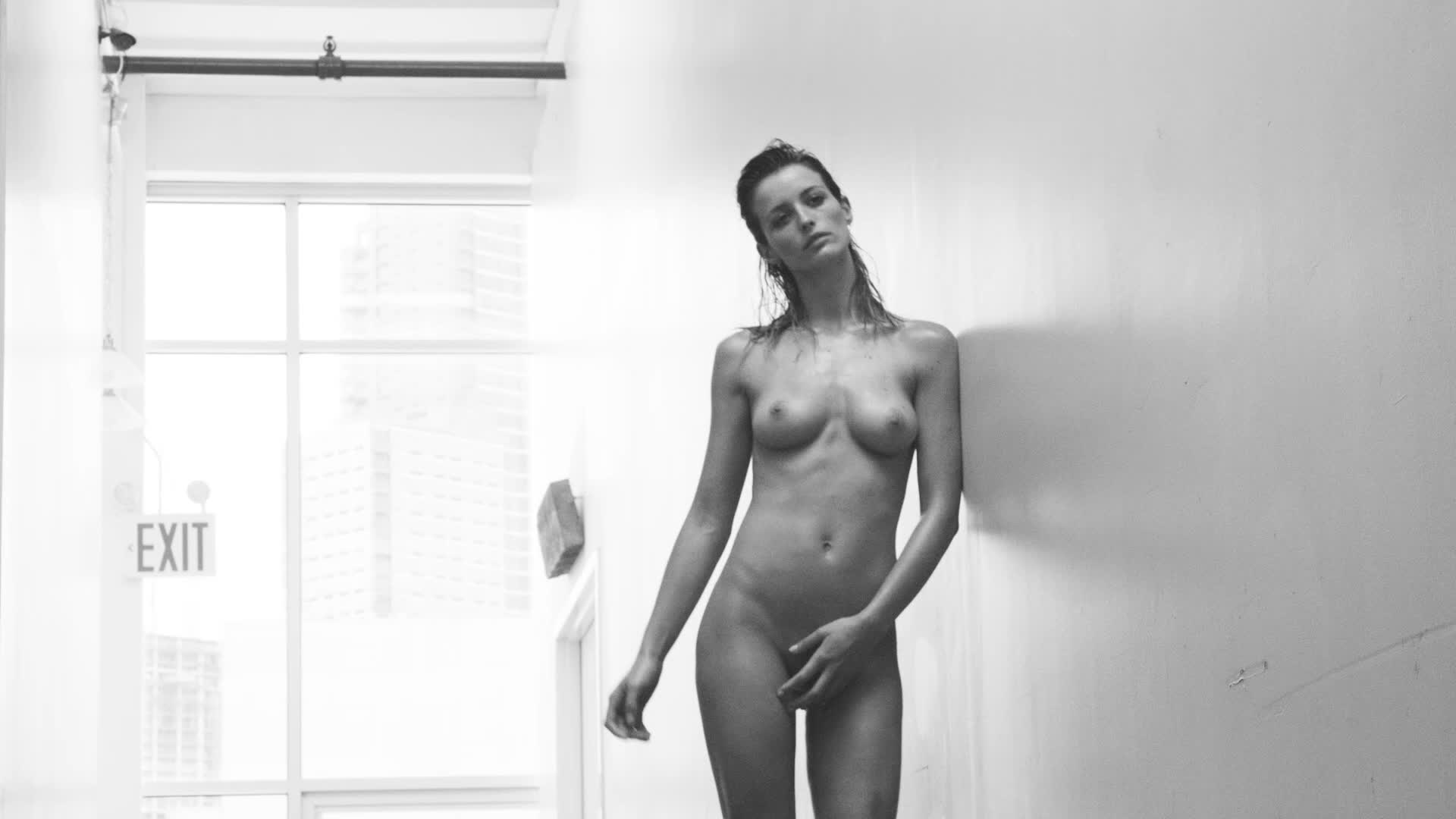 Flavia Lucini & Samantha Gradoville by David Bellemere for Lui Magazine