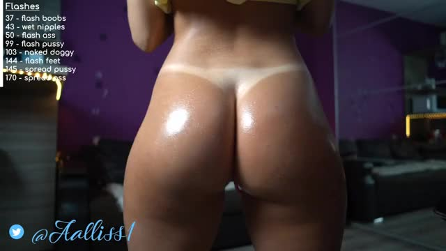 Fit, Sexy Butt In A Word, Aalliss