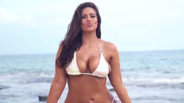 Watch Ashley Graham GIF by EDGARDLOR (@edgardlor) on Gfycat. Discover more ashley graham fiji 2017, ashley graham fiji photoshoot 2017, ashley graham si swimsuit 2017 GIFs on Gfycat