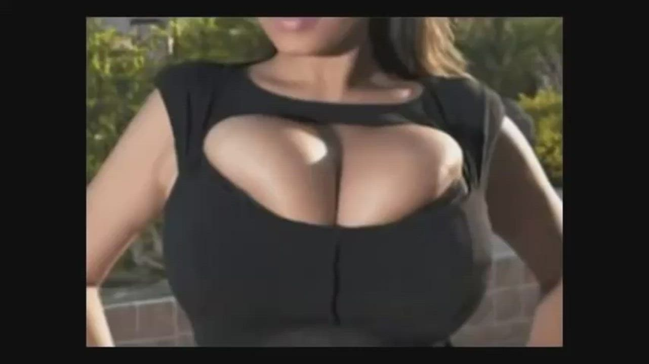 Just letting her Tits grow