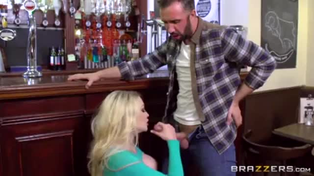 Getting blown by the landlord's daughter