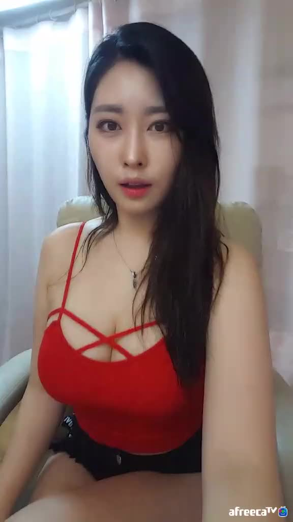 red and breasty
