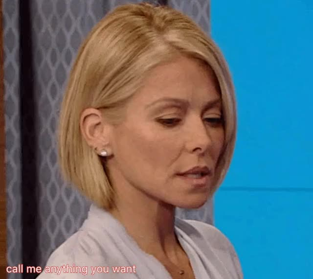 Watch this kelly ripa GIF by @gifmaster11 on Gfycat. Discover more acustom, big black cock, call me, curious, kelly ripa, milf fucked, slut GIFs on Gfycat
