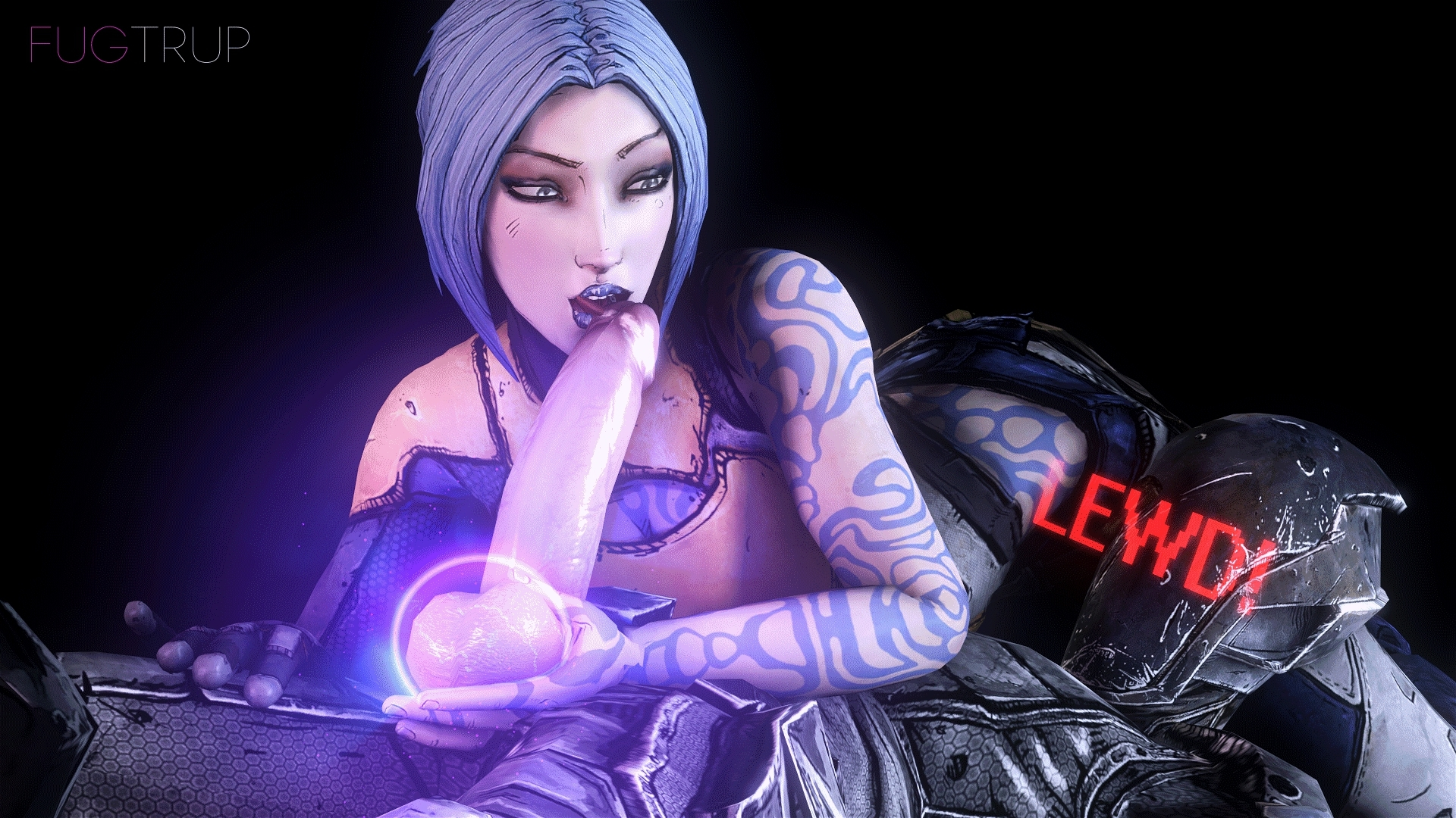 Borderlands porn game naked movies