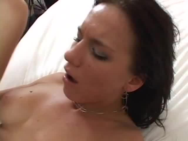 mILF Karina feels him cum in her and likes it
