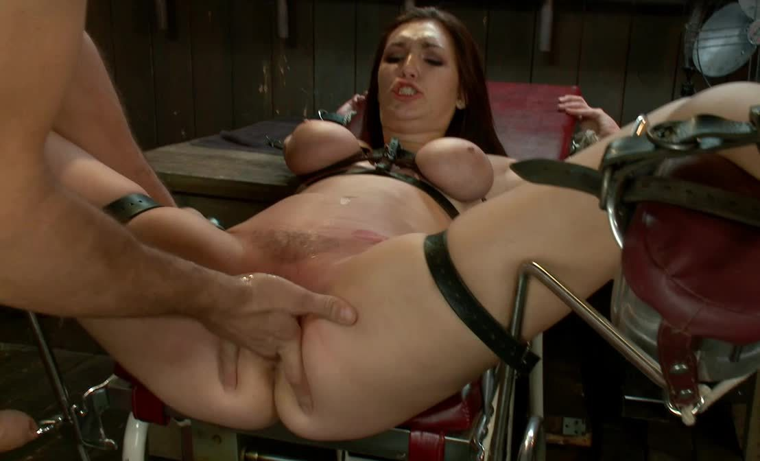 tied up and squirting