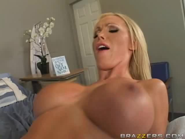 sexy nurse Nikki Benz makes her patient feel more good