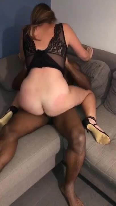 One of my followers wife likes to ride some BBC