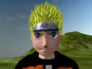 Watch Naruto in iClone (created by 11 year old girl) GIF by @lordryu on Gfycat. Discover more 3d, animation, machinima GIFs on Gfycat