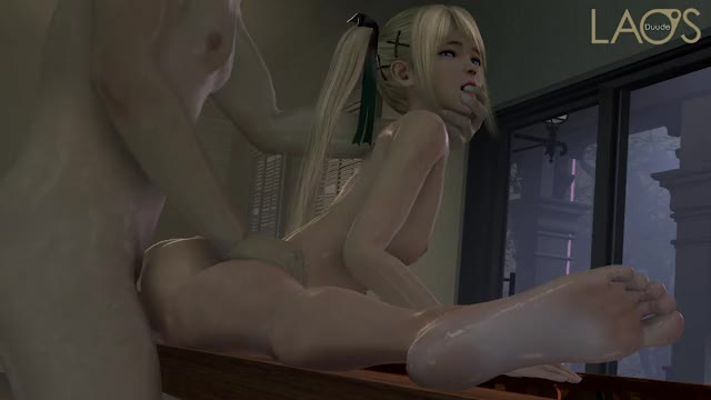 marie Rose split fuck