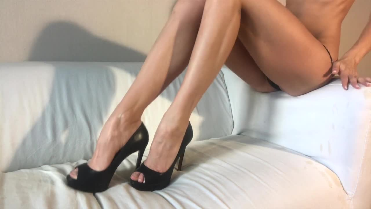 Heels N Legs . Thank You for Upvoted my 1st gif ;-*