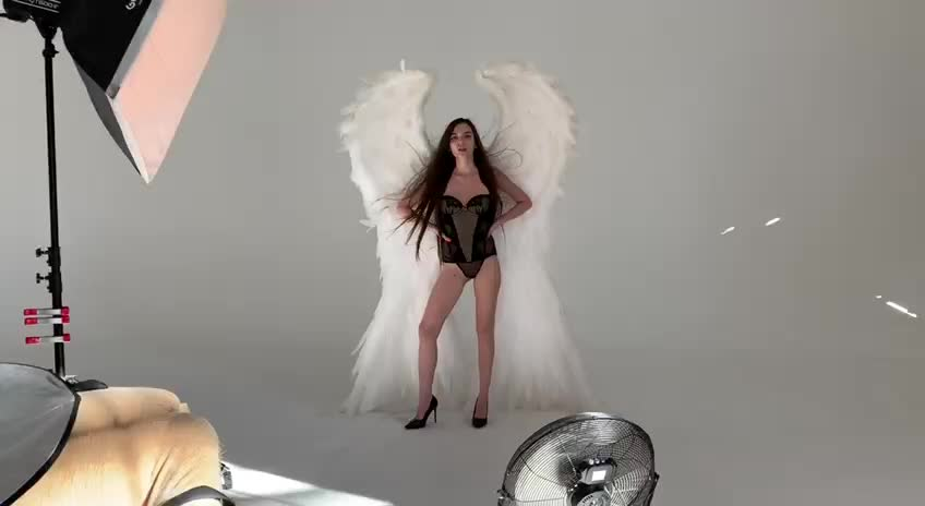 I Am 99% Devil 1% Angel - Photoshoot Behind The Scenes