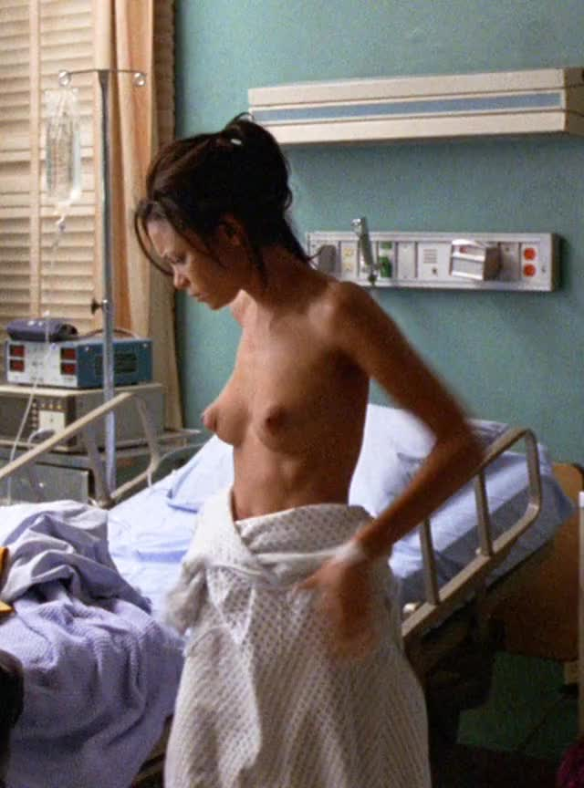Thandie newton in GRIDLOCK