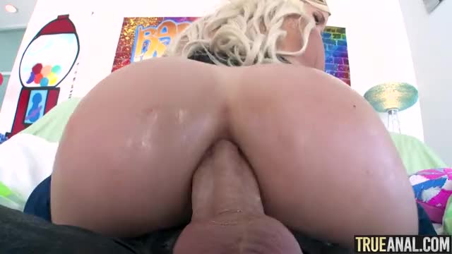 tattooed Blond Sweetheart Bella Jane's SEXY Cowgirl Anal
