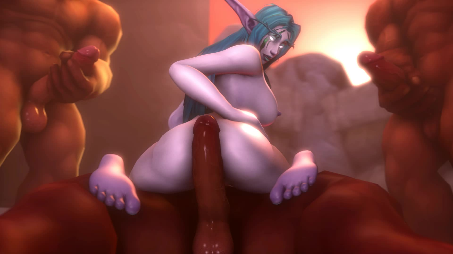 Orc and night elf porn hardcore galleries