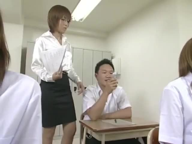 miri Sugihara HBAD-001 Punishment & Rape of a Female Teacher