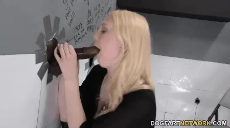 lilly Rader BBC Glory Hole