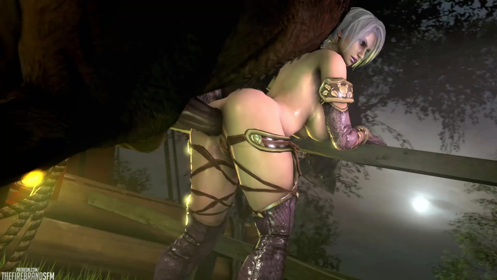 holy shit its soul calibur hentai