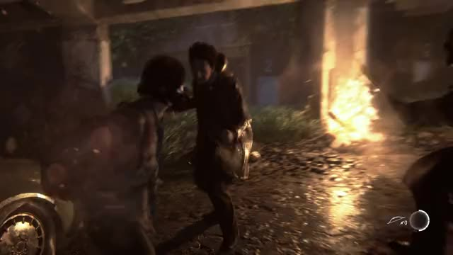 The Last of Us Part II – E3 2018 Gameplay