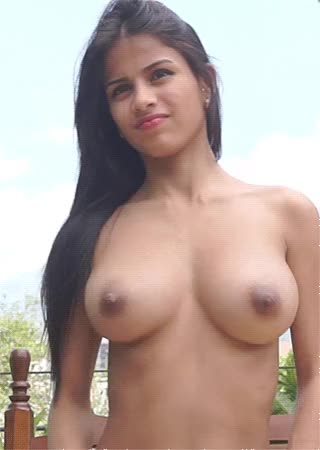 bouncy nipples