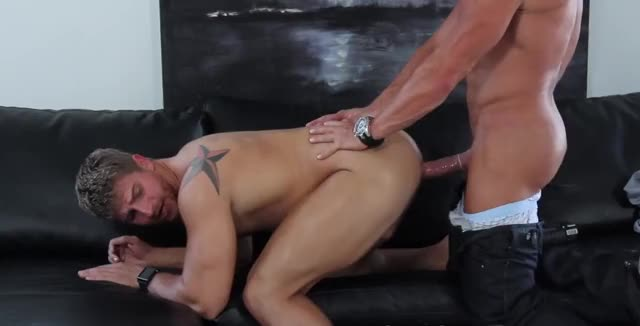 Muscular texas gay man fucked.YourGayTube.com