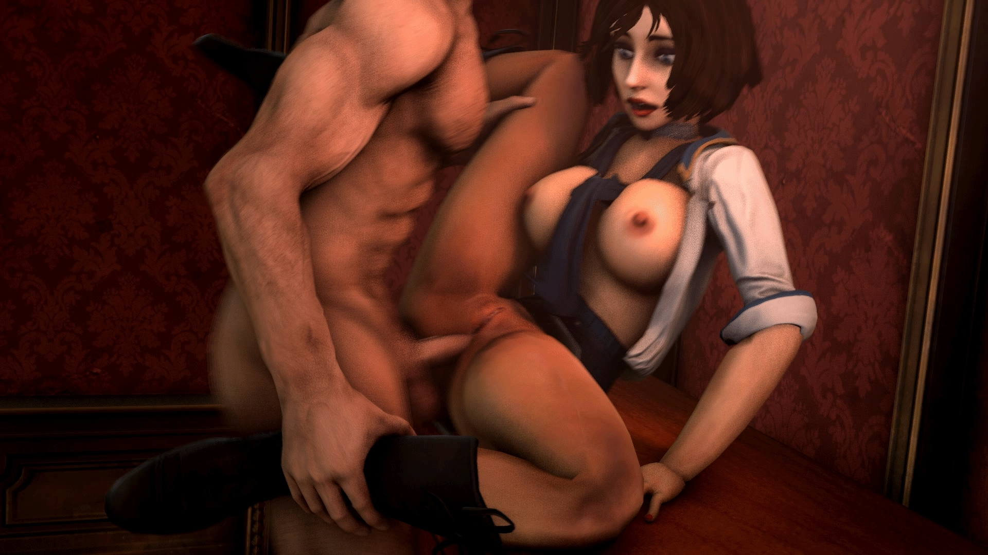 Bioshock hentai adult comic