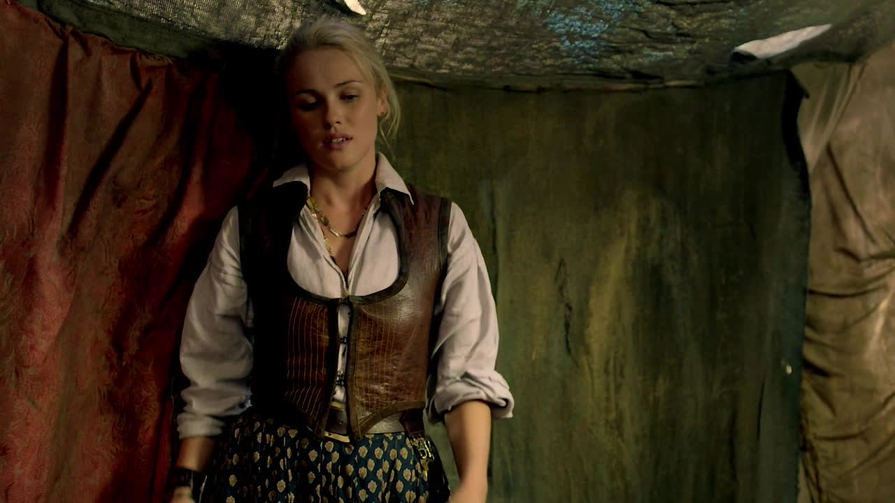 Hannah New in Black Sails