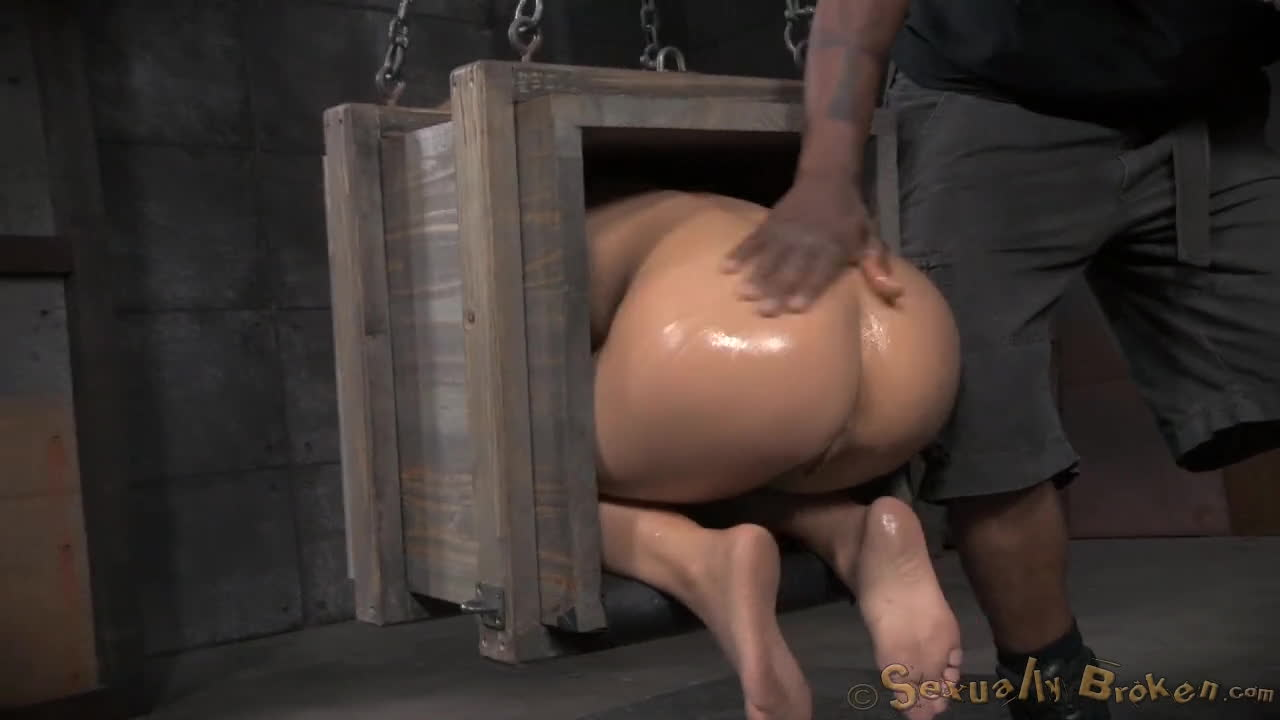 All of the girl's holes are accessible, can be used for display, fucking, and easy to clean