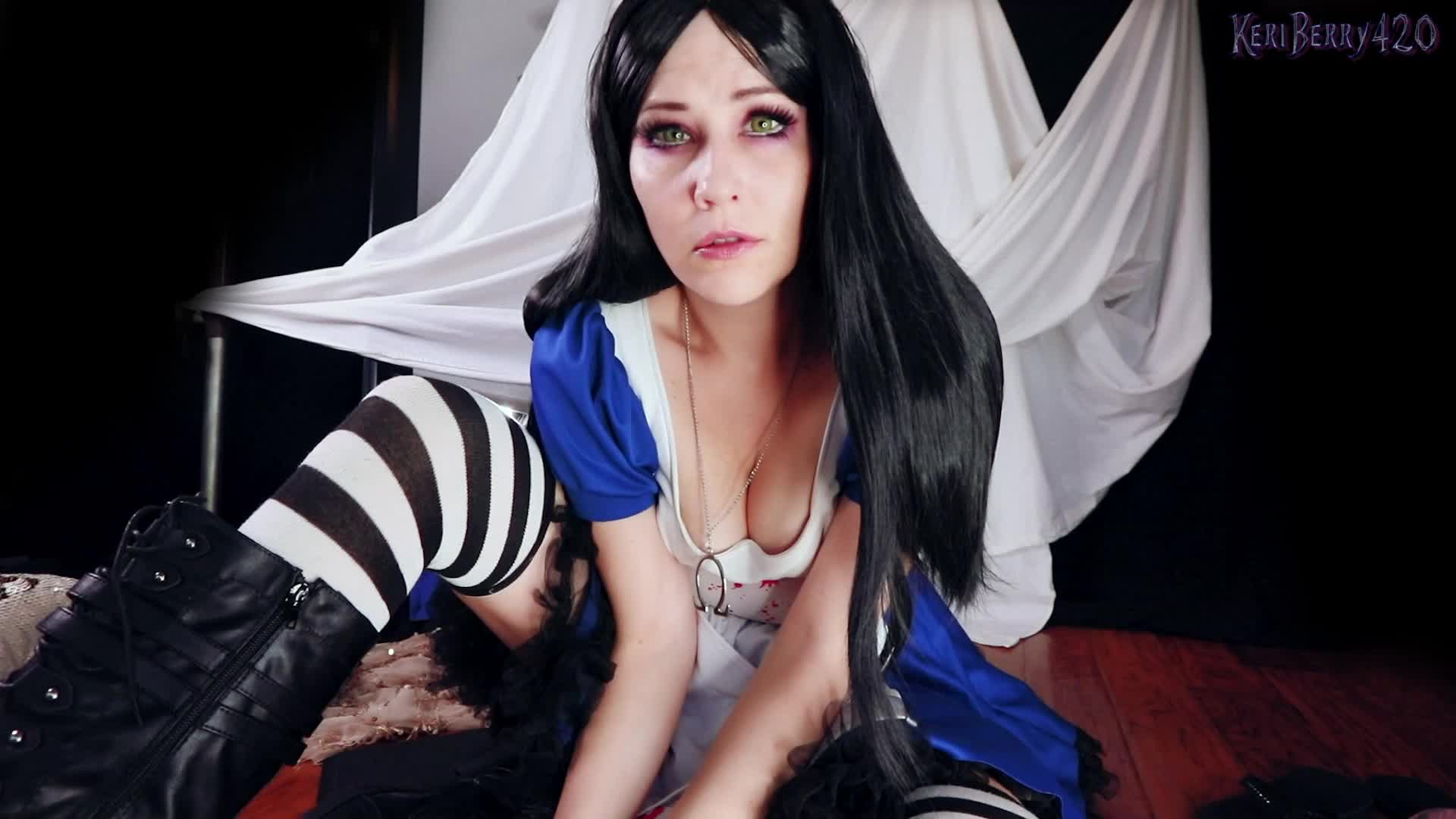 Alice's Anal Madness Under the Sea by Keri Berry