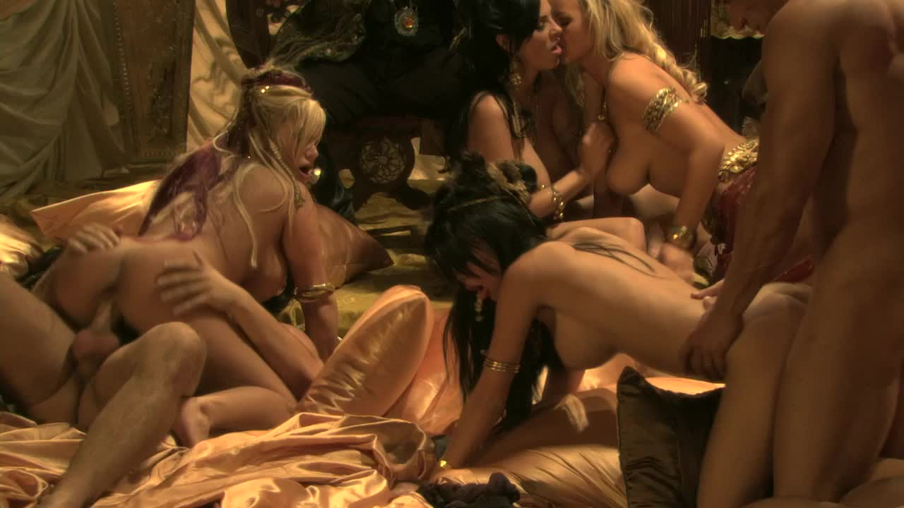 Swinger gruppsex film