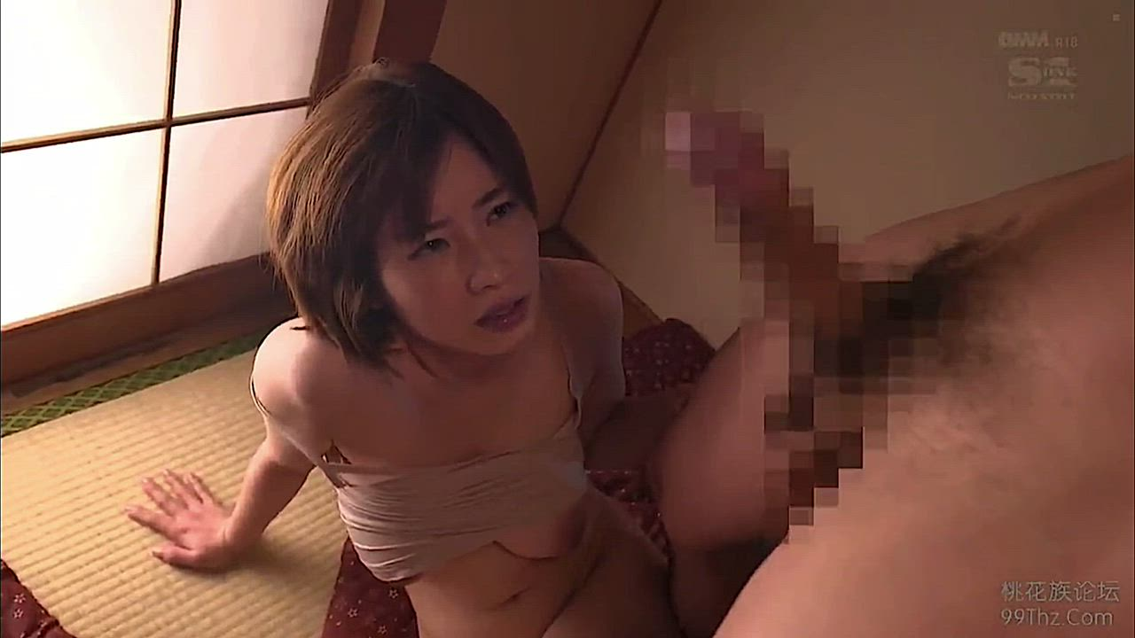 housewife forced blowjob ntr