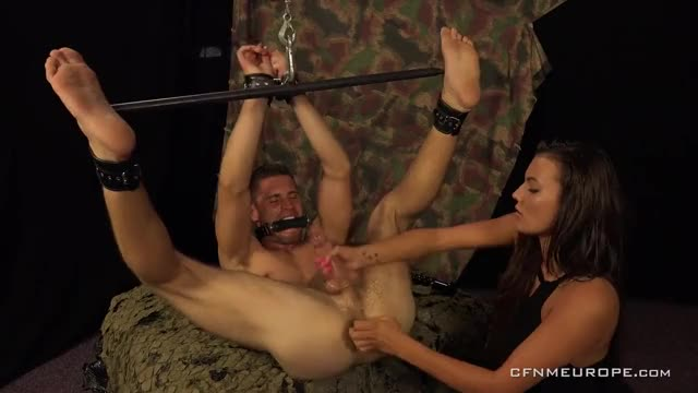 anal Slut Training